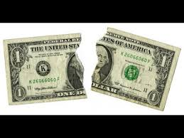Ripped Dollar Vending Machine Inspiration HOW TO FIX A RIPPED DOLLAR BILL MAGIC YouTube