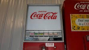 Original Coke Vending Machine Interesting CocaCola 48 Cent Original Vending Machine 48x48x48 B4848 Indy 20488