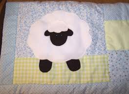 Quilts By Sherry Quilts Page & Lamb with Blue and Green Patcwork ... Adamdwight.com