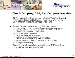 Government Contract Accounting Are You Dcaa Compliant