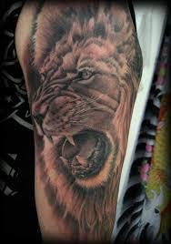 The King 105 Best Lion Tattoos For Men Improb