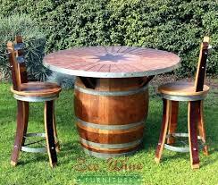 wine barrel furniture outdoor wine barrel furniture outdoor wine barrel table wine barrel furniture for wine barrel furniture