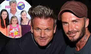 Alice J Ramsay Family Chart Gordon Ramsay And David Beckhams Kids Will Never Date