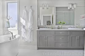 gray bathroom vanity. Gray Cabinets Bathroom Vanity A