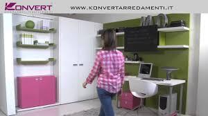 Camerette clei: vovell pareti divisorie monolocale. bonetti