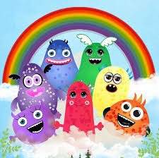 <b>Rainbow Monsters</b> and Friends - Home | Facebook