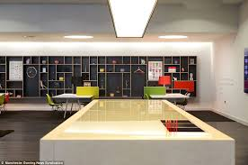 coolest office designs. the company which is responsible for more than five million car rentals every year and coolest office designs