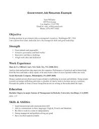 Strengths For Resume Good Accomplishments To Put On A Resume