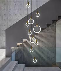 modern lighting ideas. halo chandelier by matthew mccormick studio modern lighting ideas g