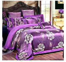royal purple bedding image of dark purple bed sheets elegant royal comforter how to clean bedding
