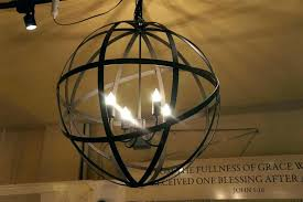 full size of black wrought iron globe chandelier sphere nice wide orb spher lighting fixtures iron