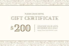 Gift Certificate Designer Gift Certificate Layout Magdalene Project Org