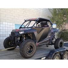 polaris rzr xp 1000 roll cage with solid side option