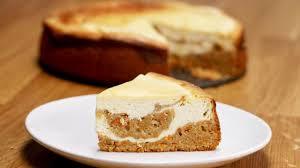 Carrot Cake Cheesecake Youtube