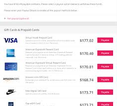 We did not went through ebay. Expired Topcashback 7 Cash Out Bonus With Virtual Visa Gift Card