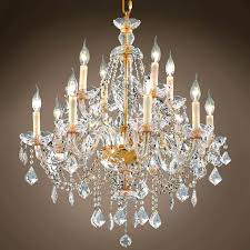 french chandelier crystal vintage french crystal chandelier antique