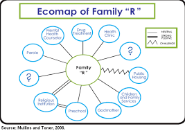 Ecomap Template How To Do An Ecomap