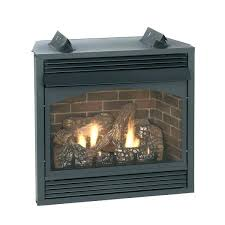 vented natural gas fireplace free standing