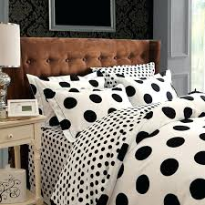 polka dot sheets full gold black and white bedding master yellow twin xl