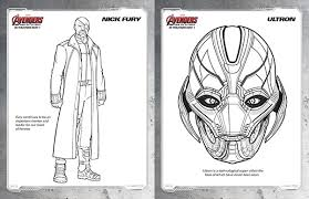 15 pages in all with different characters to color. Free Kids Printables Marvel S The Avengers Age Of Ultron Coloring Pages Comic Con Family