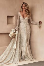 Bea Gown   Lace Wedding Dress   Grace Loves Lace   Chic bridal ...