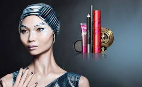 cover gets inspired by the hunger games for capitol beauty collection