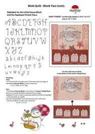 Free Red Brolly Redwork pattern::