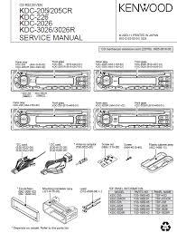 wire diagram kenwood kdc 155u wiring diagram schematics kenwood kdc mp205 wiring diagram kenwood printable wiring
