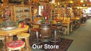 Rustic Furniture Baraboo Log Beds Wisconsin Dells