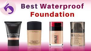 5 best waterproof foundation in india