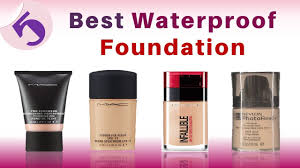 5 best waterproof foundation in india