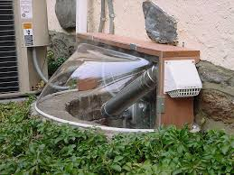 bubble window well covers. Specialty Window Well Cover: Dryer Vent 1-S Bubble Window Well Covers