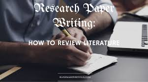 How to write literature review conclusion   Best custom paper      Best sample of Research Paper Introduction