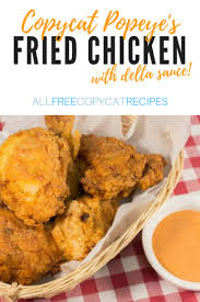 popeyes fried chicken recipe. Interesting Popeyes Copycat Popeyes Fried Chicken Recipe For