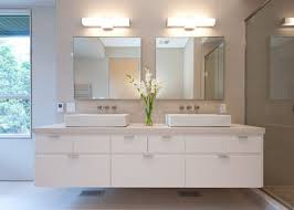 Bathroom Vanities Cincinnati Inspiration White Floating Bathroom Vanity With Top And Coloured Lacquer Finish