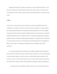 pride prejudice and zombies essay 2