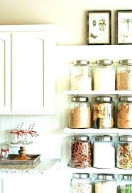 large glass canisters kitchen storage jars bright ideas best jar with cork lid large glass