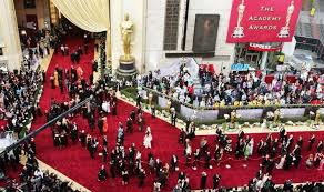 Oscars Behind The Scenes And Red Carpet At Hollywoods Dolby