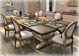 second life marketplace dinner party dining set for 6 trestle and within plans 5 architecture astonishing 6 seater dining set table and chairs on room