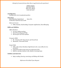 10 Cna Resume Samples With No Experience Graphic Resume