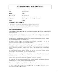 waitress duties on resume head waiter jobs waitress job role description resume great topics