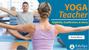 yoga teacher eligibility