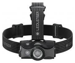 Купить Налобный <b>фонарь</b> LED LENSER MH7, черный / серый в ...
