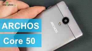 <b>ARCHOS Core 50</b> - французский бюджетник - YouTube