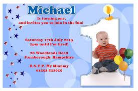 first birthday invitation cards free birthday invitations