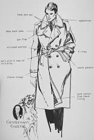Burberry Sizing Charts Trench Coats Trench Coat Guide Gentlemans Gazette