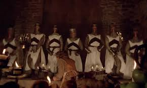 knights of the round table monty python the holy grail