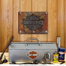 Harley Davidson Signs Decor Tin Signs Posters And Clocks For Motorcycle And HarleyDavidson 46