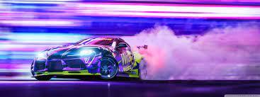 Toyota Supra Car Racing Drift Night ...