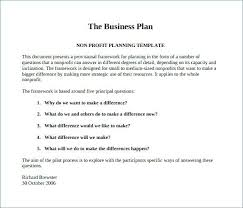 Business Plan Template Sba Doc Awesome Business Plan Format